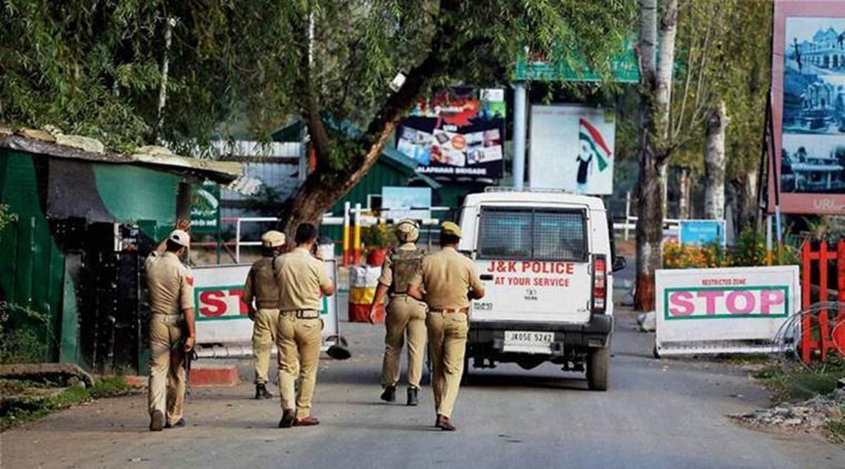 Twin challenges: 3,276 cops infected by Covid-19, 60 personnel killed in terror attacks in J-K
