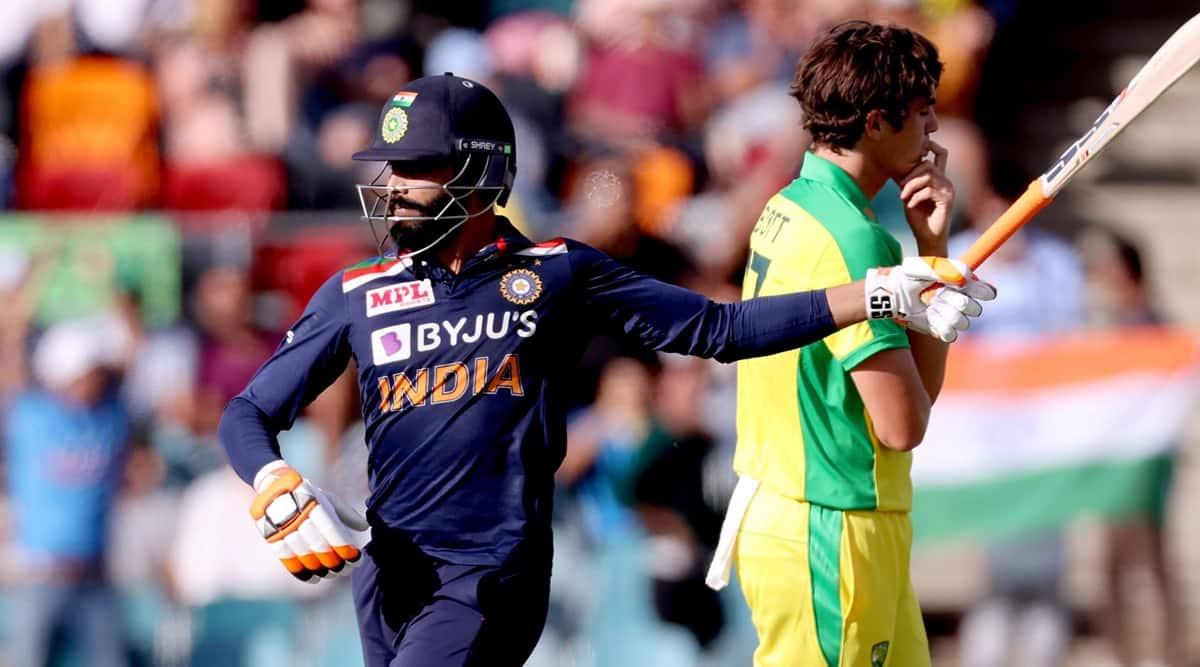 Followed the 'MS Dhoni plan' in partnership with Hardik Pandya, says Ravindra  Jadeja | Sports News,The Indian Express