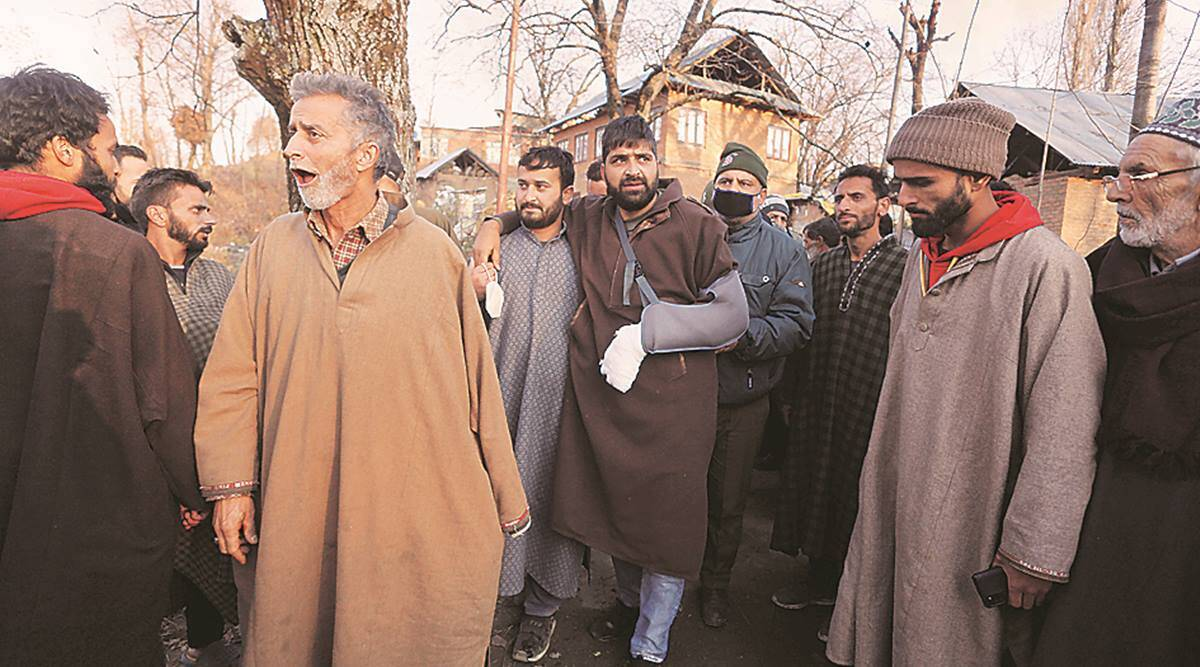 J&K DDC polls: Survivor of shootout says his new lease of life is to work for people