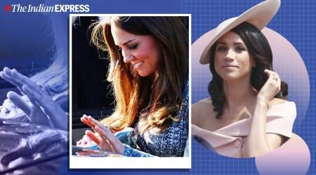 most popular ring in the world, Kate Middleton's engagement ring, Duchess of Cambridge, Duchess of Sussex, Meghan Markle, diamond rings, indian express news