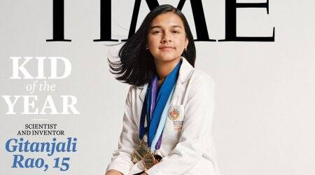 Time Magazine Kid of the Year
