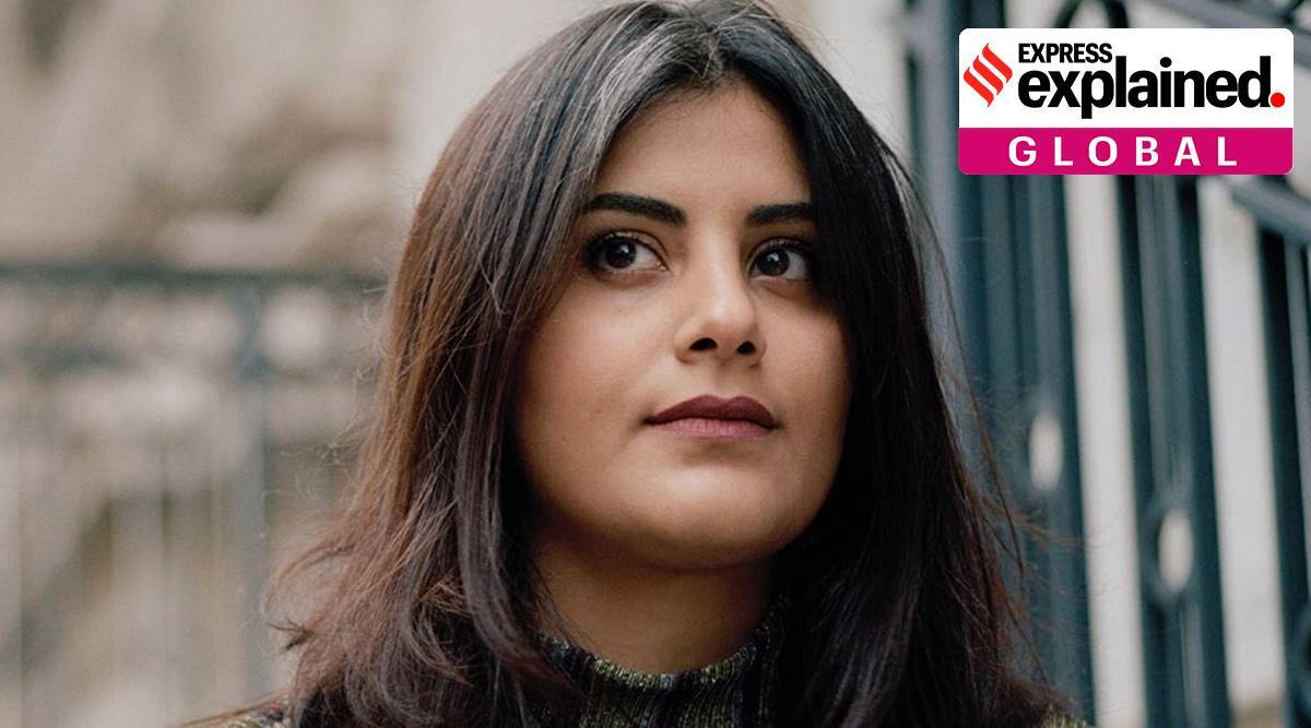 Loujain al-Hathloul, Loujain al-Hathloul saudi arabia, Loujain al-Hathloul arrest, Loujain al-Hathloul arrested saudi arabia, saudi arabia women's right, womens right activist, saudi arabia counter-terrorism laws, mohammed bin salman, indian express explained