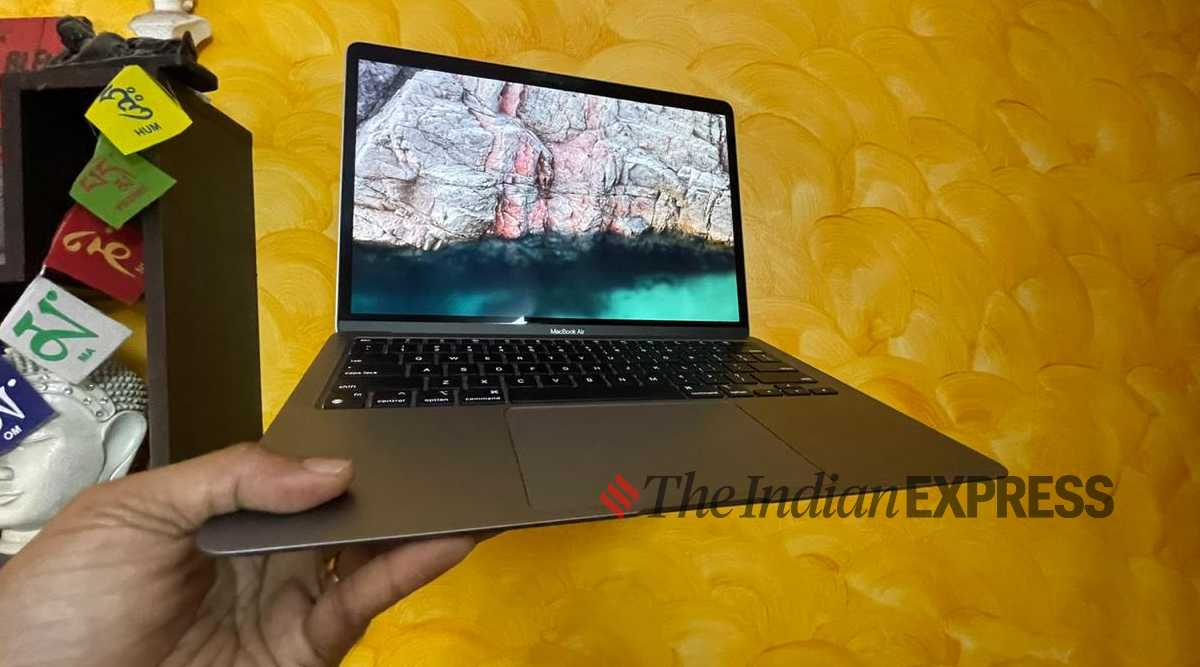 Apple MacBook Air M1, Apple MacBook Air M1 review, Apple MacBook Air M1 specifications, Apple MacBook Air M1 features, Apple MacBook Air M1 price in India, Apple MacBook Air M1 sale, Apple MacBook Air M1 battery, Apple MacBook Air M1 processing, Apple MacBook Air M1 performance, Apple MacBook Air M1 sale