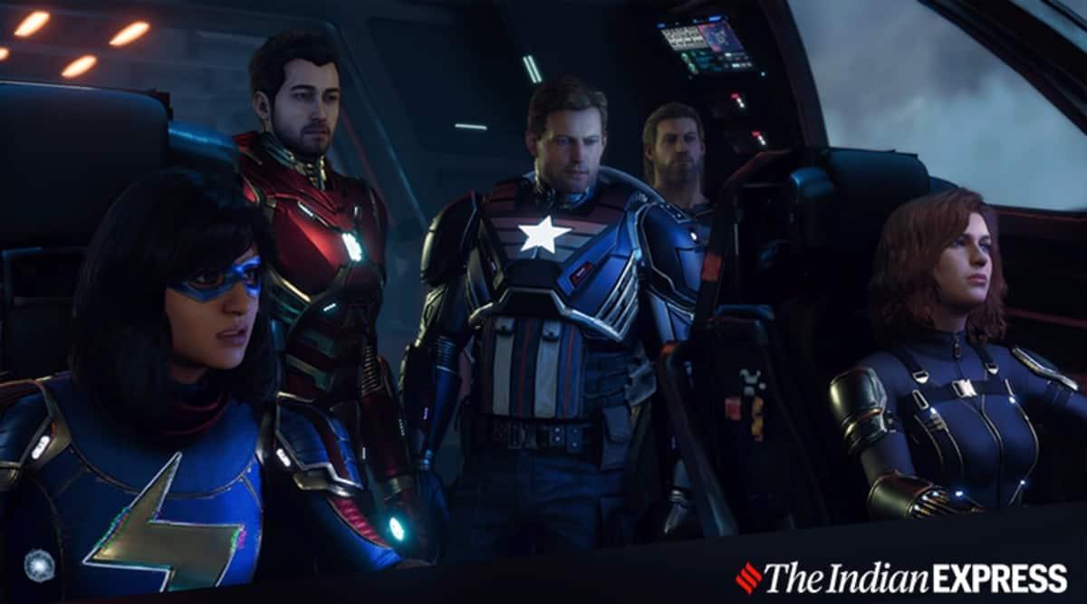 Marvel's Avengers Game Review, Marvel's Avengers Review, Marvel's Avengers movie, Kamala Khan, Ms Marvel, Iron Man, Hulk, Thor, Black Widow, Marvel's Avengers Square Enix, Square Enix, Marvel video game, Marvel, Avengers, Avengers video game, Avengers game
