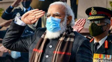 Armed forces gave Rs 203.67 cr from day's salary to PM-CARES Fund