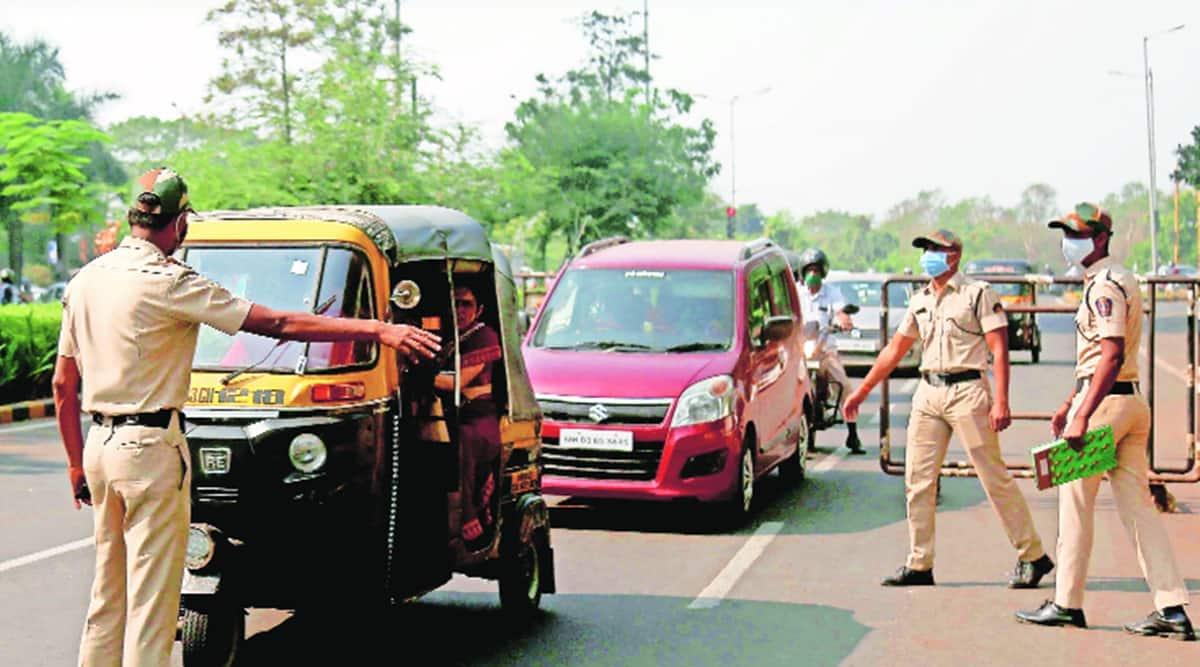 Mumbai covid, mumbai police, new year eve, breathalysers, drunk driving, mumbai police breathalysers, mumbai news, indian express news