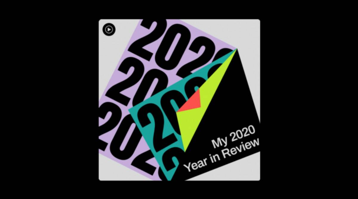 YouTube Music, YouTube Music 2020 Year in Review, Top songs of 2020, YouTube