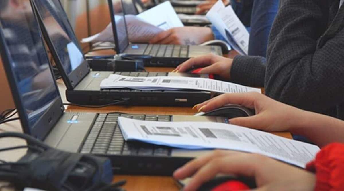 Tamil Nadu online exam