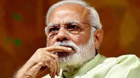 AIIMS Rajkot foundation stone, Narendra Modi, Rajkot news, Gujarat news, Indian express news