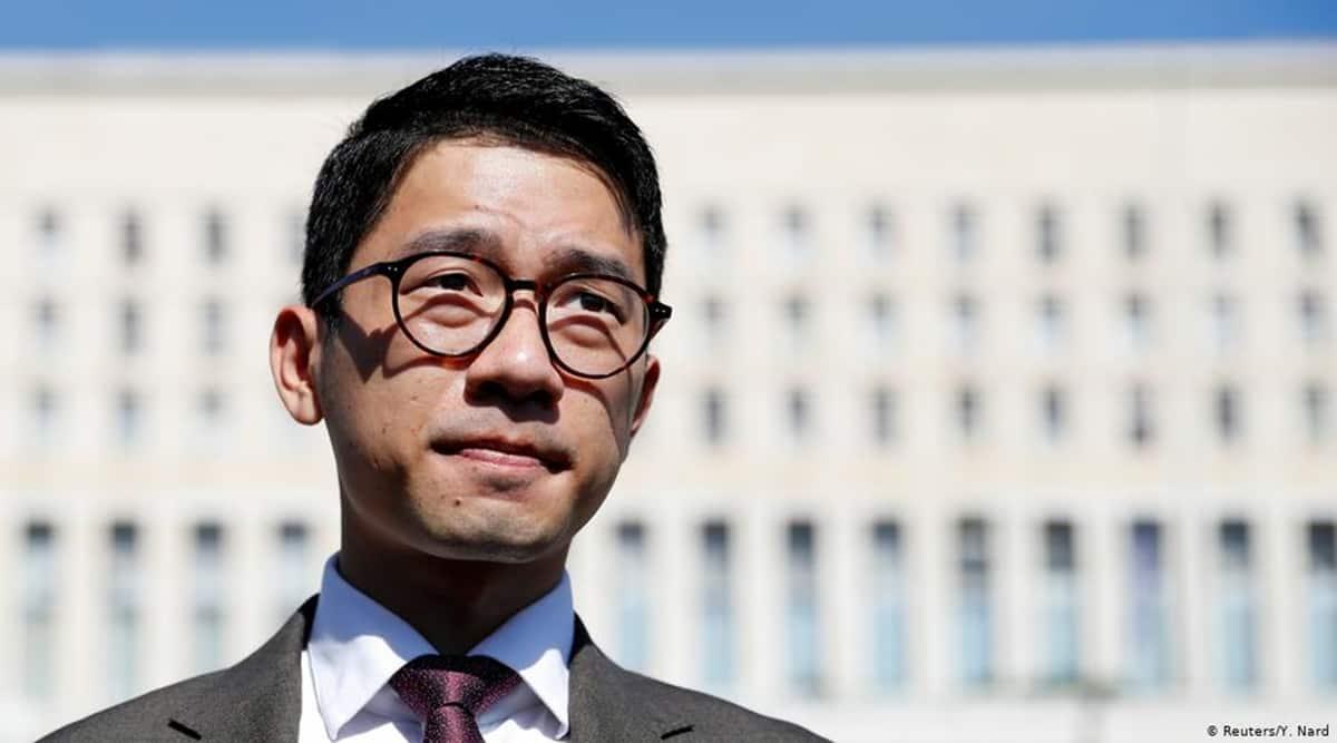 Nathan Law, Hong Kong, Hong Kong activist