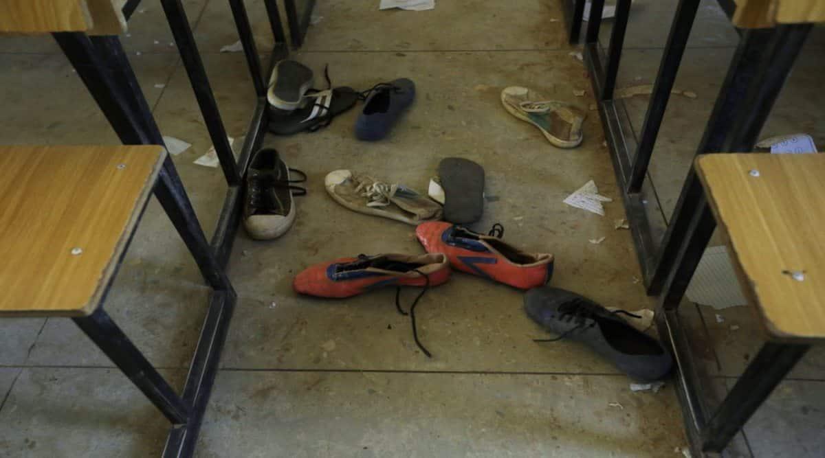 Nigerian school boys freed