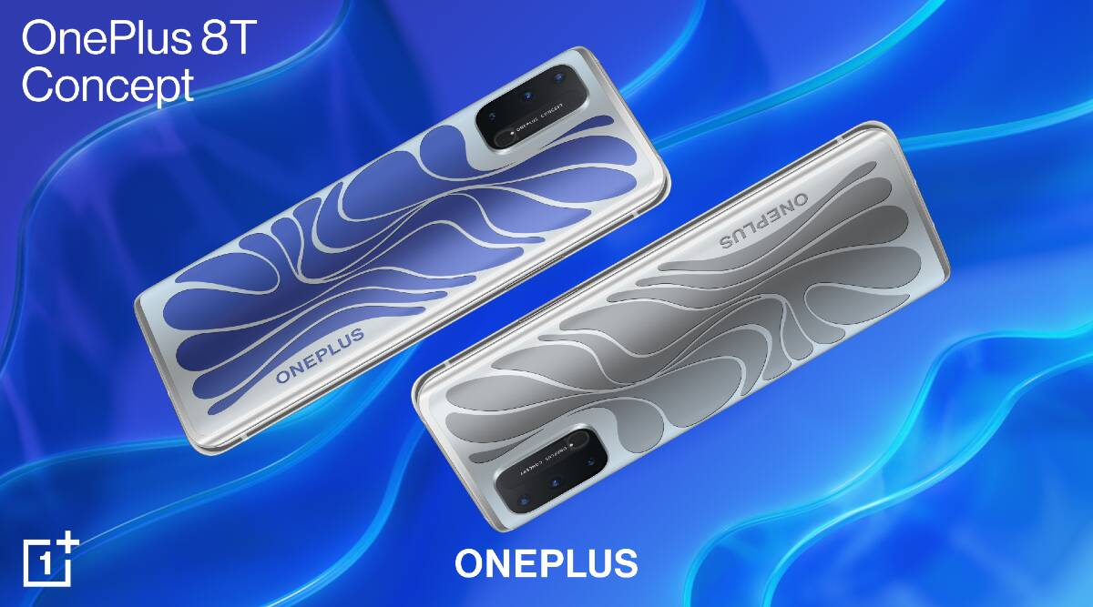 OnePlus 8T Concept phone is here, and it registers user's breathing