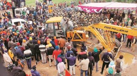 Haryana numbers swell at protests