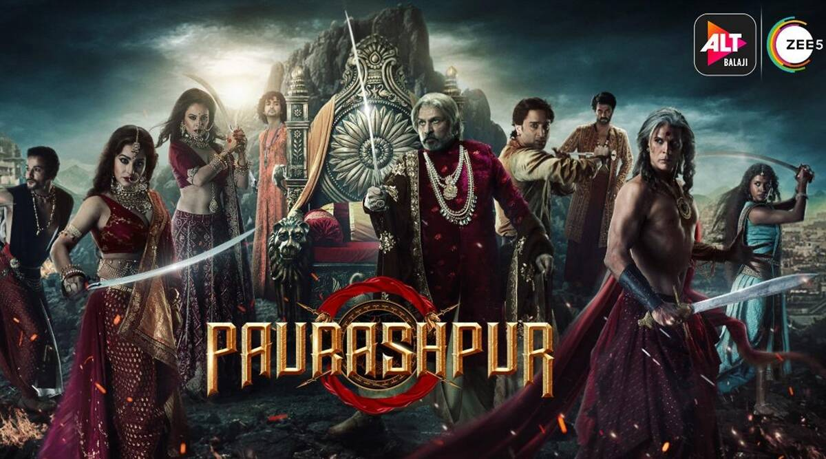 Paurashpur first impression: A bad, bad series | Entertainment News,The Indian Express