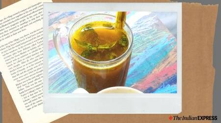healthy food, healthy soup, healthy eating, indian express news