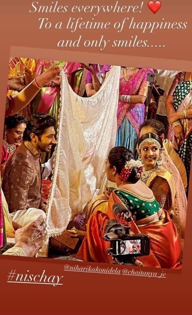 Priyanka Chigurupati wedding photo