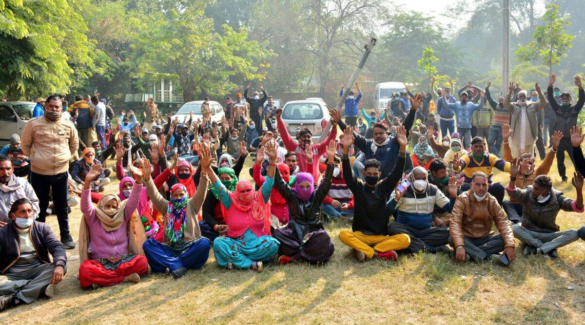 Protests and confusion mar Chandigarh civic body's waste collection on day one