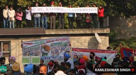 farmer protests, farmer govt talks, amit shah, farmer protests delhi, farm laws, Bharat bandh, Amit Shah farmers talk, Punjab, Haryana, India news, indian express news