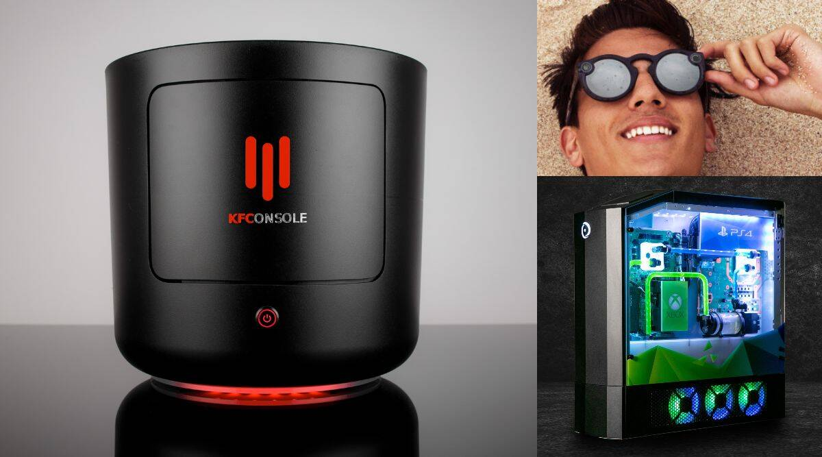 Quirkiest Gadgets of 2020 - KFC Console and 10 different quirkiest devices we noticed in 2020