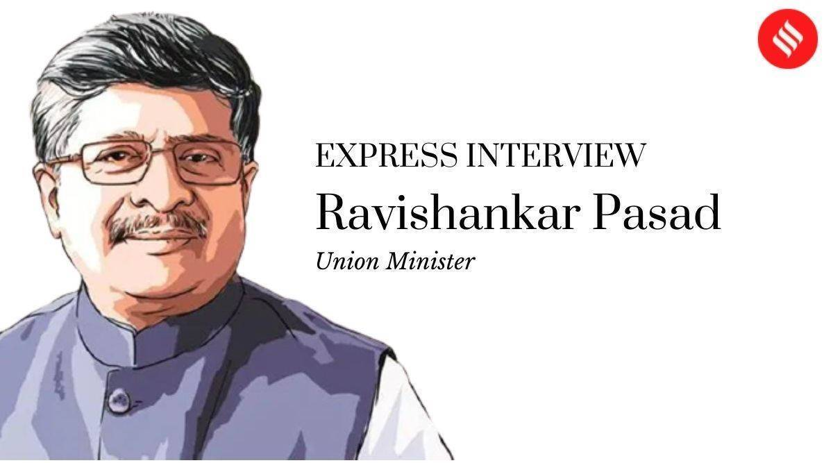 'Ultimately, democracy is about persuasion, dialogue, reaching out': Ravi Shankar Prasad