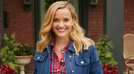Reese Witherspoon and Ryan Phillippe, Ryan Phillippe Oscar comment on Reese Witherspoon's salary, Reese Witherspoon podcast, indian express news
