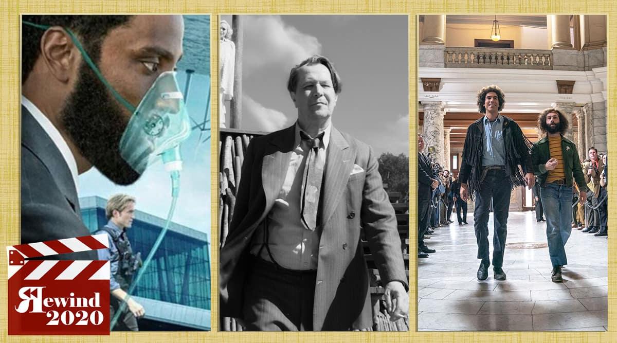 best hollywood movies 2020, 2020 best movies, best movies 2020, mank, tenet
