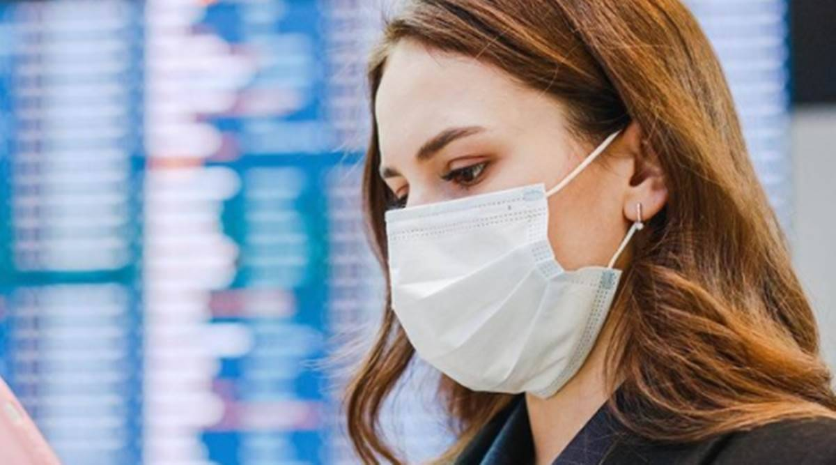coronavirus infection, flying in the pandemic, safety, face masks, airport safety, aircraft safety, safety guidelines, passenger safety, indian express news