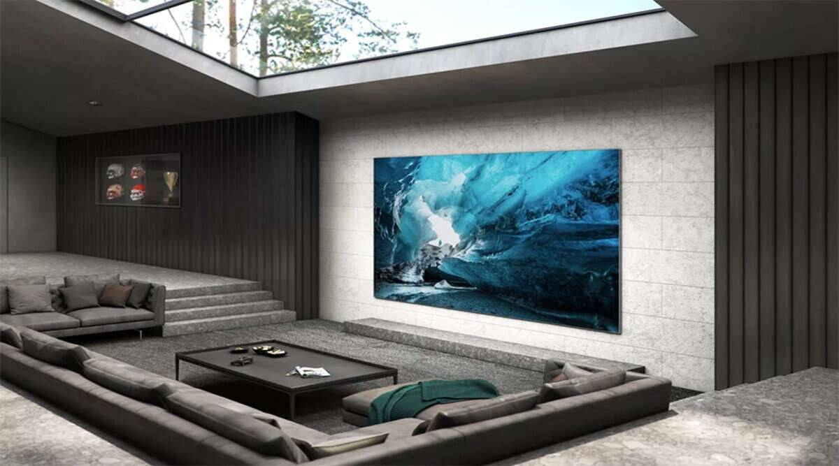 samsung 110 inch tv, samsung 110 inch micro led tv, samsung 110 inch tv launch india, samsung 110 inch tv price india, samsung 110 inch tv features