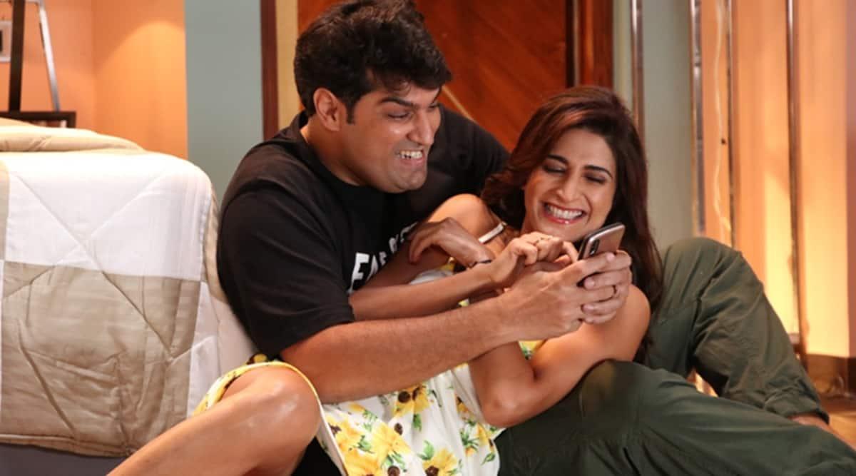 Sandwiched Forever actor Aahana Kumra