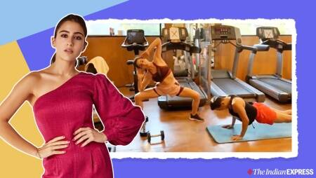core strength, bodyweight exercises, easy bodyweight exercises, sara ali khan fitness, fitness goals, functional fitness, indianexpress.com, indianexpress,