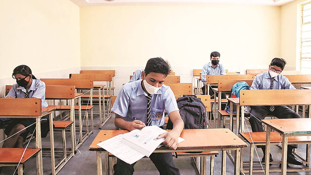 Gujarat Education department schools reopening