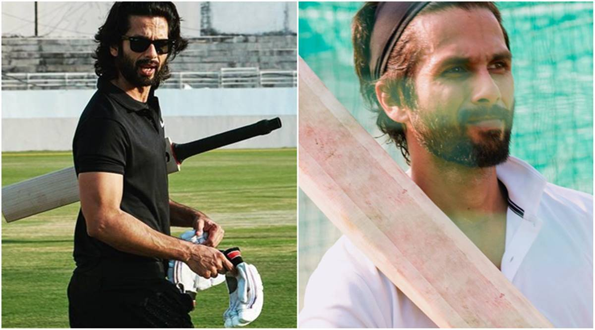 Jersey is a story that speaks of a phoenix rising from the ashes: Shahid Kapoor | Entertainment News,The Indian Express