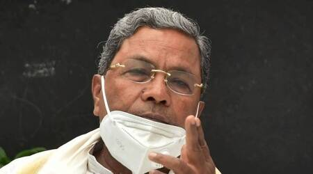 Siddaramaih, Karnataka, Eshwarappa letter row, Siddaramaiah demands president's rule, Eshwarappa, Indian express