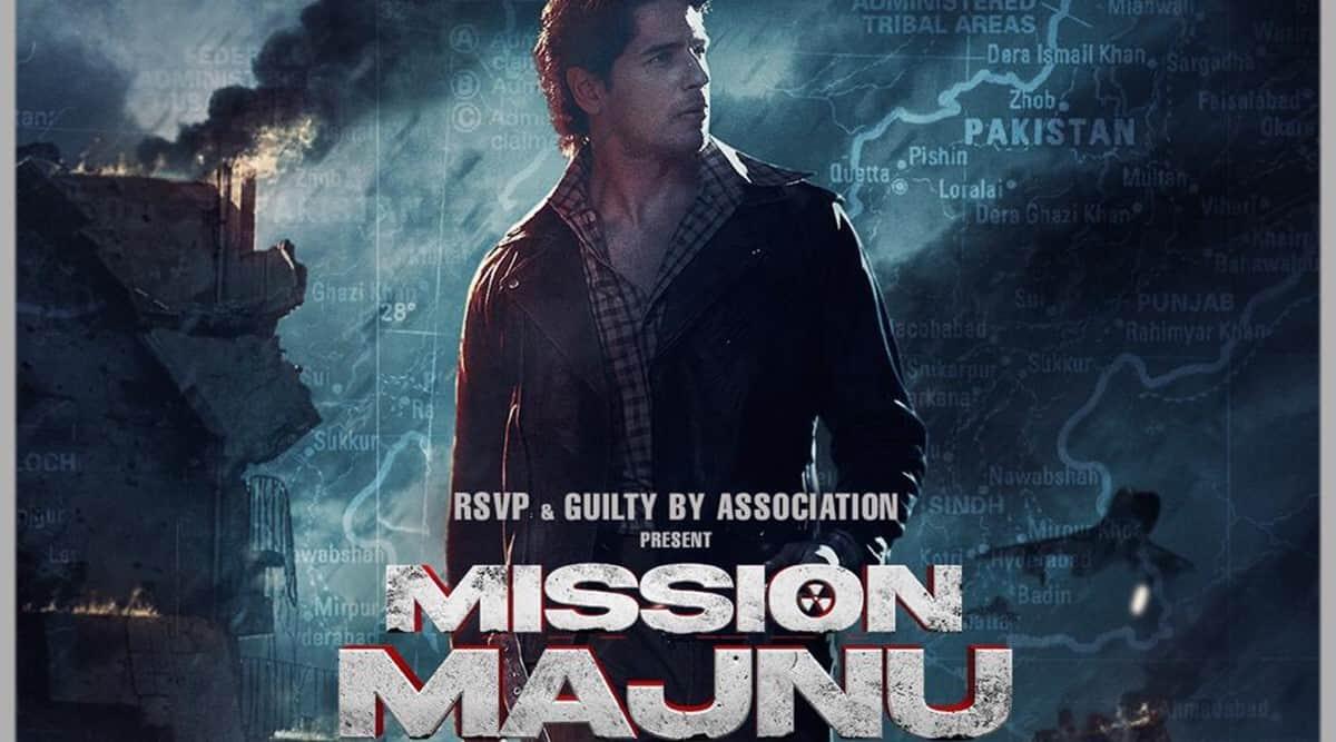 mission majnu movie