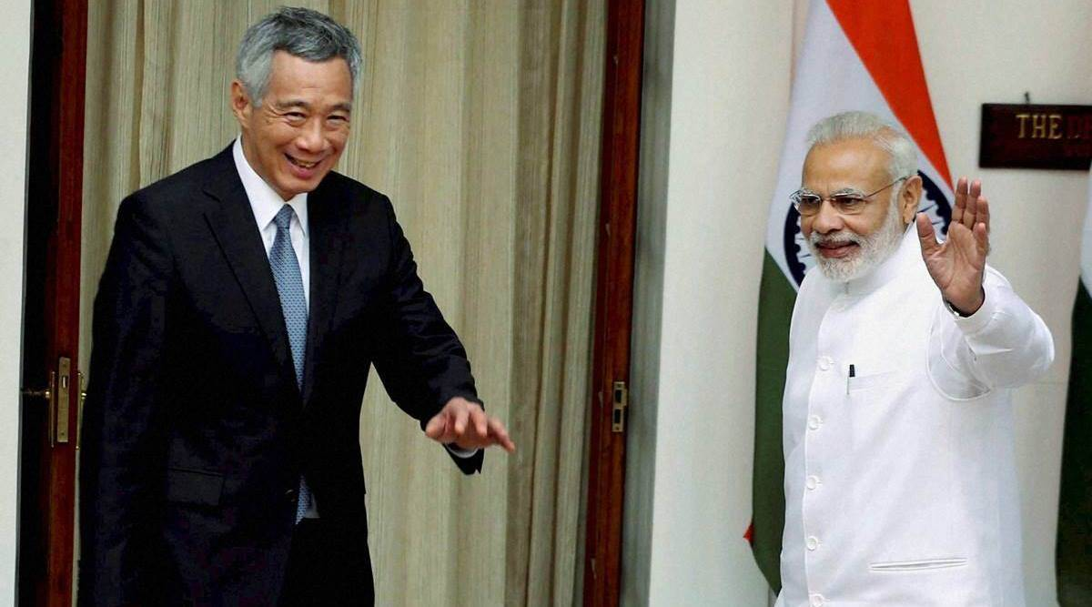 Hope India would revisit merits of joining RCEP: Singapore PM
