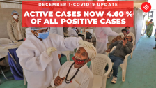 Coronavirus Update Dec 1: India's Covid-19 tally rises to 94.62 lakh with 31.118 new cases