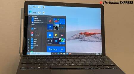 Surface Go 2, Microsoft Surface Go 2 review, Surface Go 2 price in India, Surface Go 2 specs, Surface Go 2 Intel Core M3, Surface Go 2 vs iPad Air