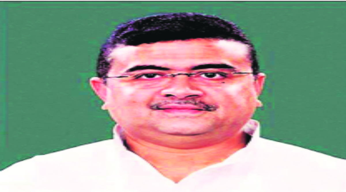 TMC leader Suvendu Adhikari writes t CBI on accusation against him in Saradha chit fund case