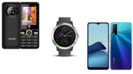 Michael Kors, smartwatch, Vivo, vivo phone, feature phone, garmin watch, wireless earphones
