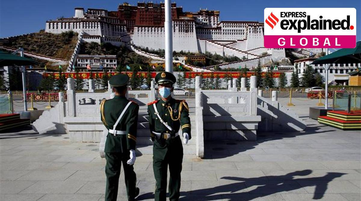 Tibet, China, US China, Tibet Policy and Support Act, Tibet Policy Act of 2002, Joe Biden China, Dalai lama, Indian Express, Express Explained, Explained Global