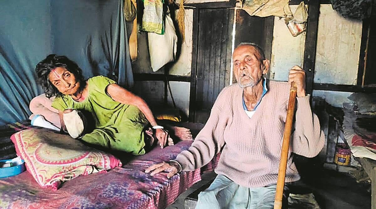 104-yr-old in Assam dies a 'foreigner', hoping 'CAA will solve all'