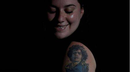 Maradona Tattoo