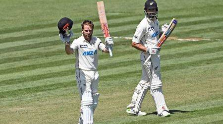 Kane Williamson, NZ vs WI