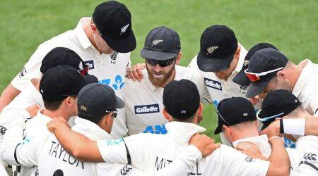 New Zealand vs West Indies Test