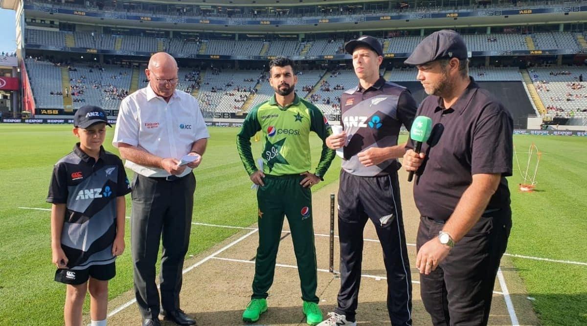 New Zealand vs Pakistan 2020-21 '3rd T20  Live Score Update, Pakistan won the toss at Napier
