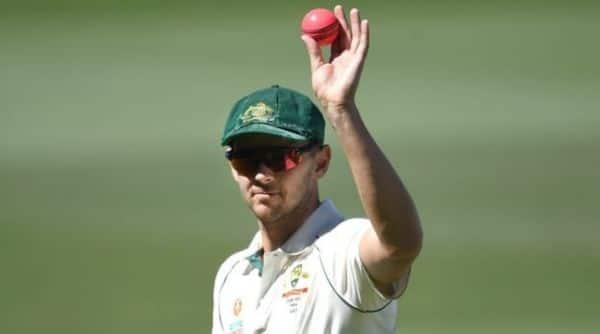 India vs Australia, Josh Hazlewood