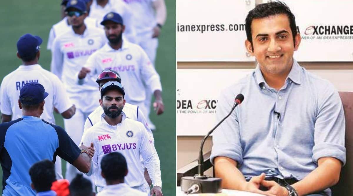 IND vs AUS, Gautam Gambhir