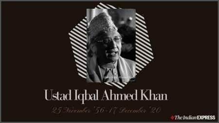 Ustad Iqbal Ahmed Khan, Ustad Iqbal Ahmed Khan dead, Ustad Iqbal Ahmed Khan age, Ustad Iqbal Ahmed Khan gharana, Ustad Iqbal Ahmed Khan news