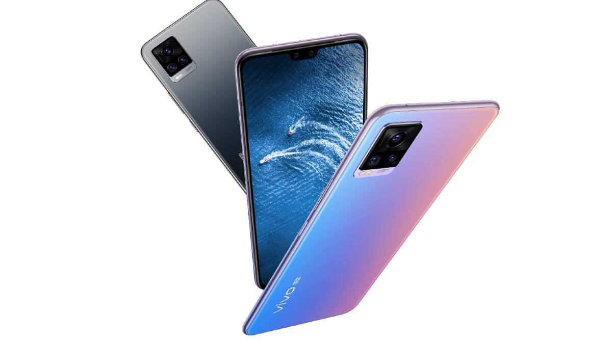 Vivo V20 Pro 5g Launched Started At Rs 29 990 Will Take On Oneplus Nord Technology News The Indian Express