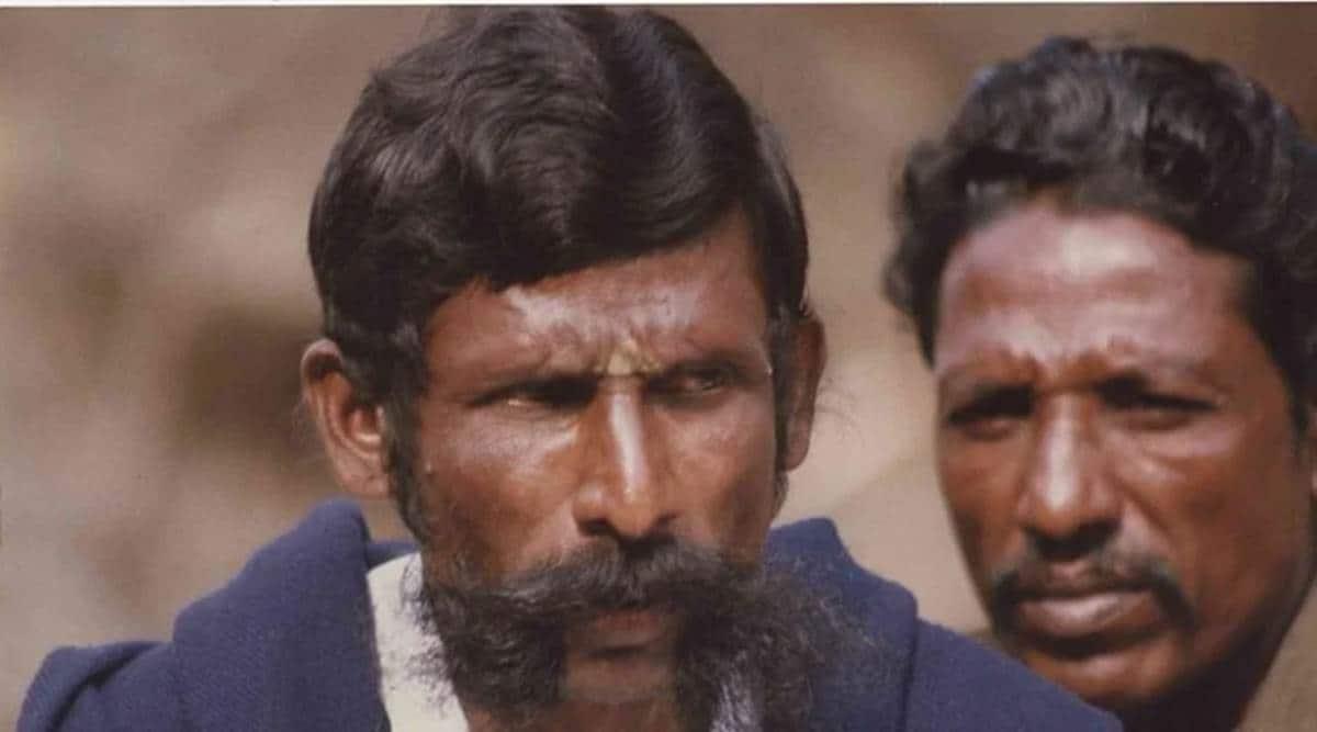 Veerappan, Veerappan arrest, Tamil Nadu police promotion, india news, indian express
